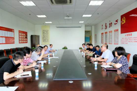 Pharmaceutical TeachingCommittee from Ministry of EducationandExpert Team ofInstruction Committee of National Experimental Teaching Demonstration Center Made a Research Exchange to Our University
